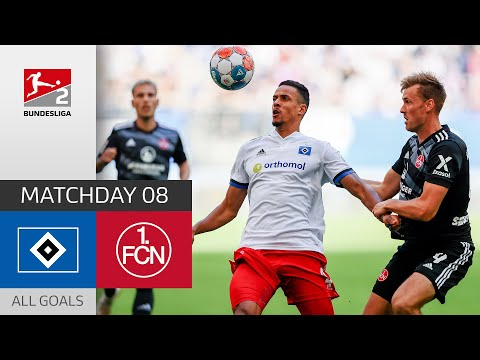 Hamburger Nurnberg Goals And Highlights