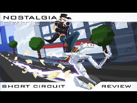 Nostalgia Critic - The Short Circuit Movies