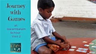 Games at Isaiambalam School - Visit 2