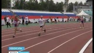 Ветераны «королевы спорта» в Чебоксарах разыграли награды чемпионата страны