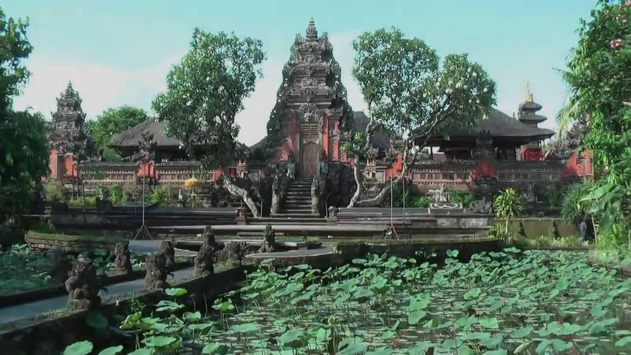 Bali Temples Www Pulau Bali De Youtube
