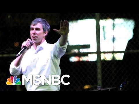 Did Donald Trump Help Launch Beto O'Rourke's 2020 Campaign Against Him? | The 11th Hour | MSNBC
