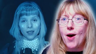 Vocal Coach Reacts to Aurora 'Cure For Me'
