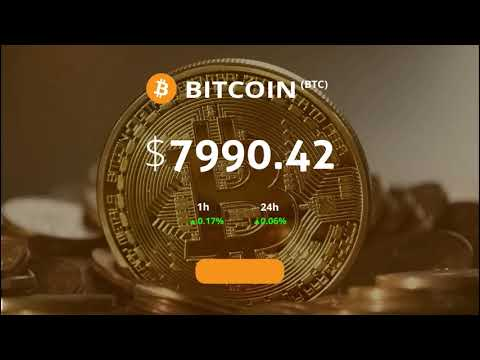 Bitcoin And Cryptocurrency Powerpoint Presentation