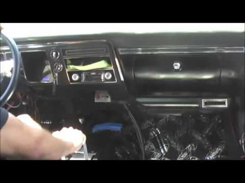Repeat 1968 chevlle with horse shoe ratchet shifter by Brian