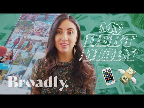 I Was $10k in Debt Because of Instagram  My Debt Diary