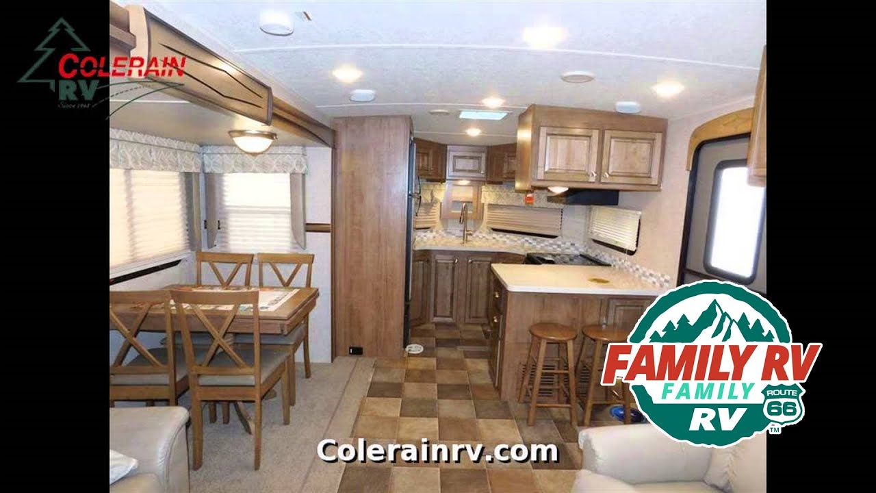 front kitchen travel trailer narrow base cabinet 2016 forest river flagstaff v lite 30wfkss youtube