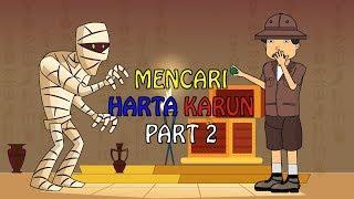 Karun Mencari Map-Teil 2 - der Schrecken der Patrone Lucu   BX Animiert