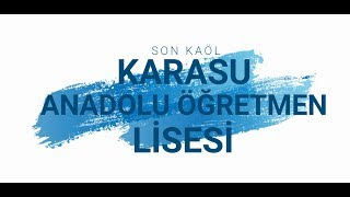 Karasu Anadolu Öğretmen Lisesi Yıl Sonu Videosu