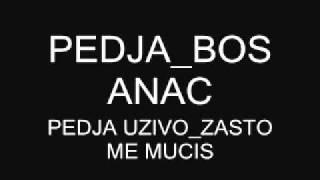 pedja bosanac zasto me mucis