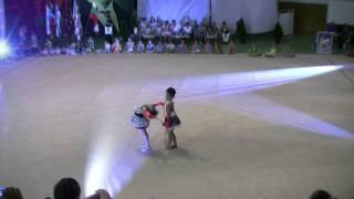 Показательное (художественная гимнастика)  в Турции