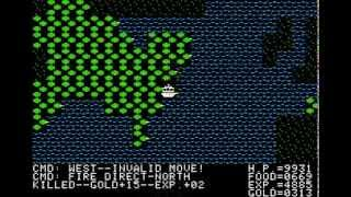 ultima 2: The Revenge of the Enchantress  обзор by Graf