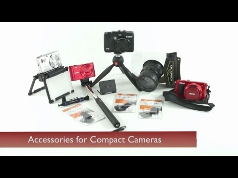 Wish-List Picks: Accessories for Compact Cameras