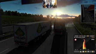 Lockdown 2020: We Be Truckin'! 08/04/2020