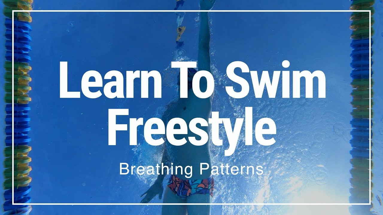 How to Swim the Freestyle Stroke : How to Breathe while ...