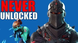Why I NEVER UNLOCKED The Black Knight! - Fortnite