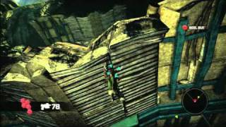 CGR Undertow - BIONIC COMMANDO for Xbox 360 Video Game Review