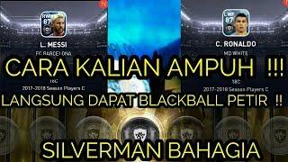 CARA KALIAN AMPUH    LANGSUNG DAPAT BLACK BALL PETIR !!! SILVERMAN BAHAGIA !!