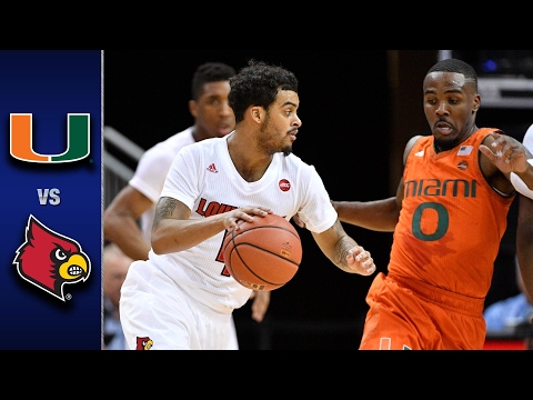 Miami vs. Louisville Men