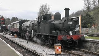South Devon Railway - Western Branch Line Gala - Saturday 23rd February 2013