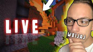 ???? GRAM z DZIEWCZYNĄ na SERWERZE DLA DONEJTOROW w Minecraft! Dołącz do nas | Kirox - Na żywo
