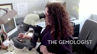 Being a Gemologist by Leah Baranov | Forevermark