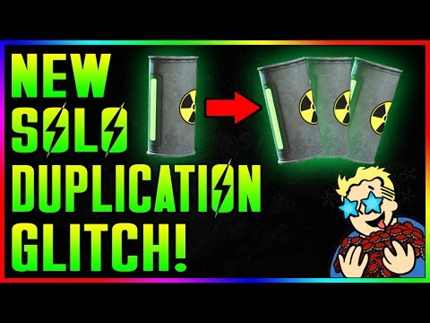 Fallout 76 - NEW SOLO Duplication Glitch! After Patch! [Duplicate Any Item] (In Depth Tutorial)
