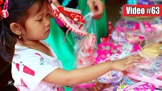 Hana Belanja Jam Tangan My Little Pony, Kacamata, dan Sendal Frozen | Anak Belanja