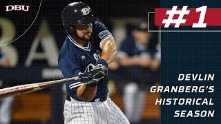 #1 - DBU Baseball's Top 10 Moments of 2018