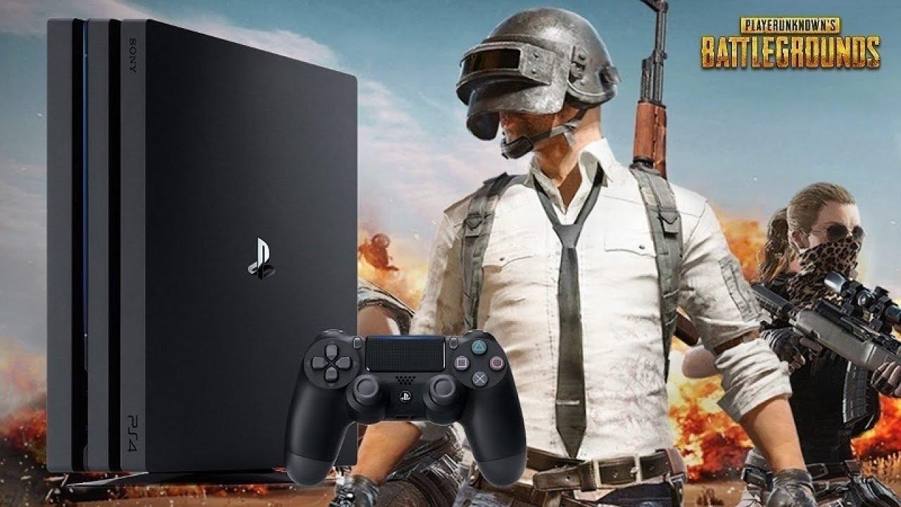 Playstation 4 Pubg Deneyimi Youtube