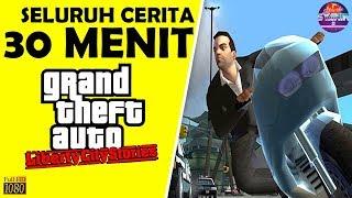 Seluruh Alur Cerita GTA Liberty City Stories Hanya 30 MENIT & Sejarah Awal Keluarga Mafia