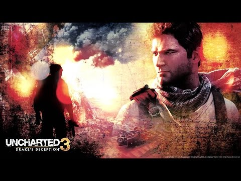 Uncharted 3: Drake's Deception All Cutscenes (Nathan Drake Collection) Game Movie 1080p 60FPS