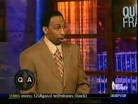 Stephen A. Smith Owns Utah Guy on Quite Frankly
