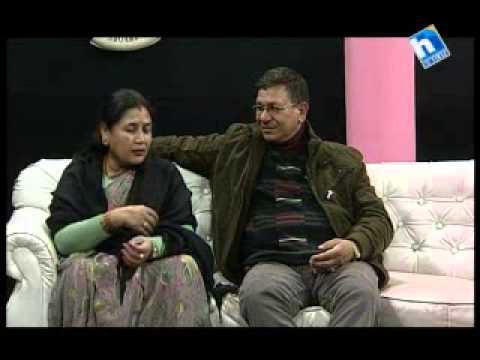 Jeevan Saathi with Kiran KC and Sita KC