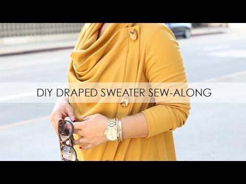 DIY Sweater Sew-Along