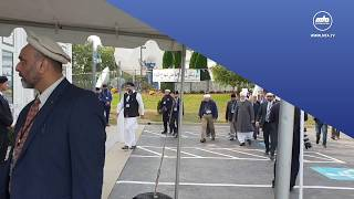 USA Tour 2018: Friday Sermon Timings for 19th October 2018