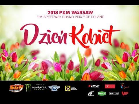 życzenia Na Dzień Kobiet Od Polskich żużlowców