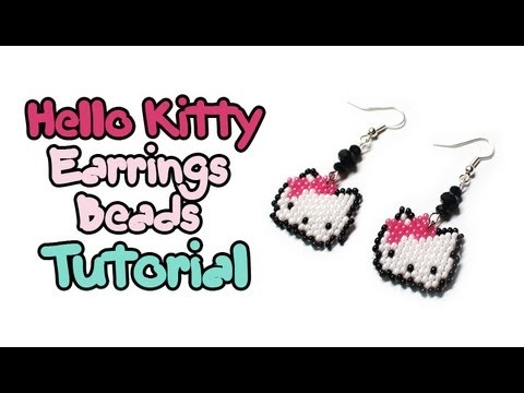 Tutorial: Hello Kitty beads