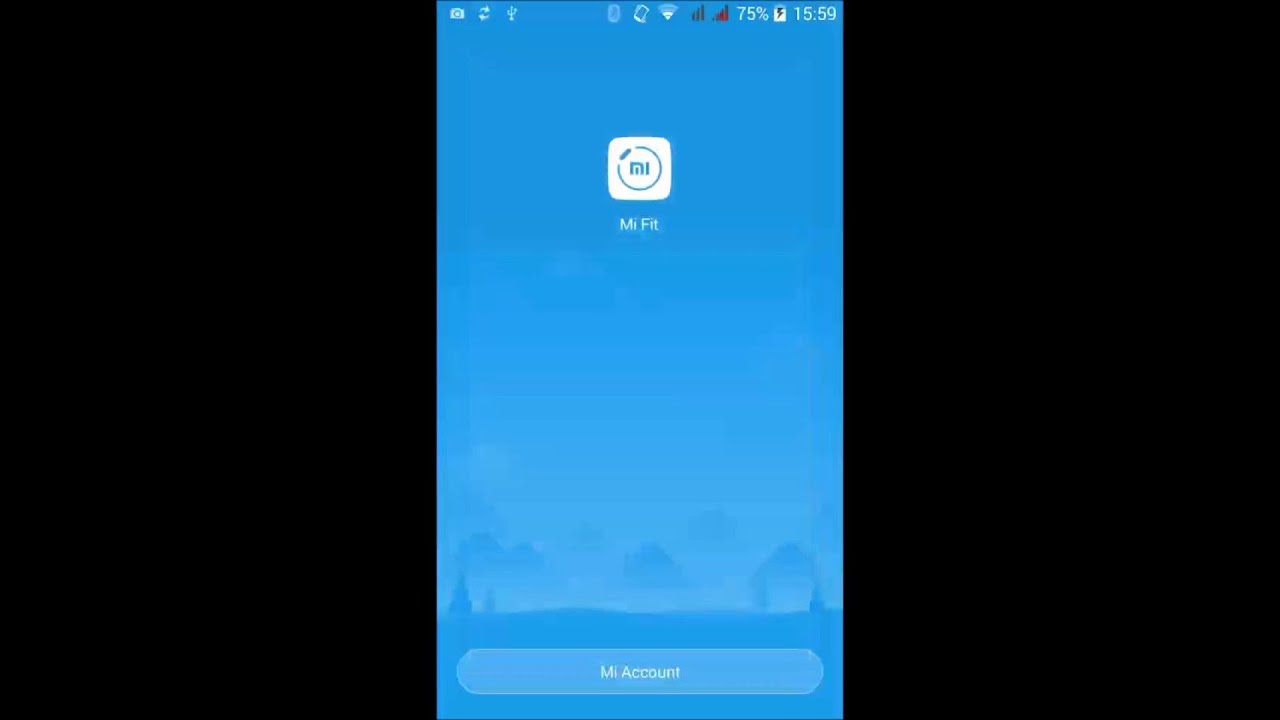 Mi Fit - Blank White Sign-In Page Fix (Android [root])