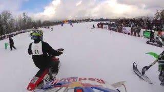 EPIC SNOWBIKE Race