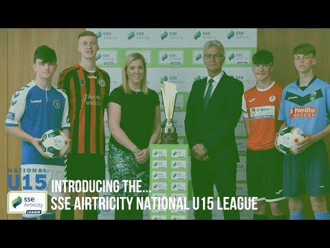 INTERVIEW | Damien Duff on the new SSE Airtricity League National U15 League