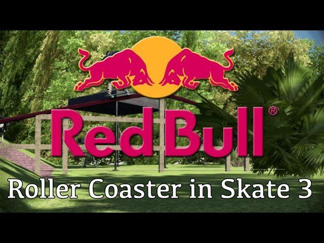 RedBull Roller Coaster in Skate 3! (NO Download)