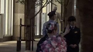 早乙女わかば!最後の.卒業千秋楽 東京宝塚月組2018/5/6 出待ち 『カンパニー』