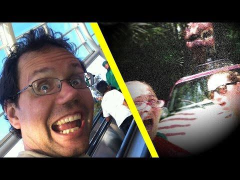 Ep. #200 Road Trip to Florida: Part 3 - Islands of Adventure