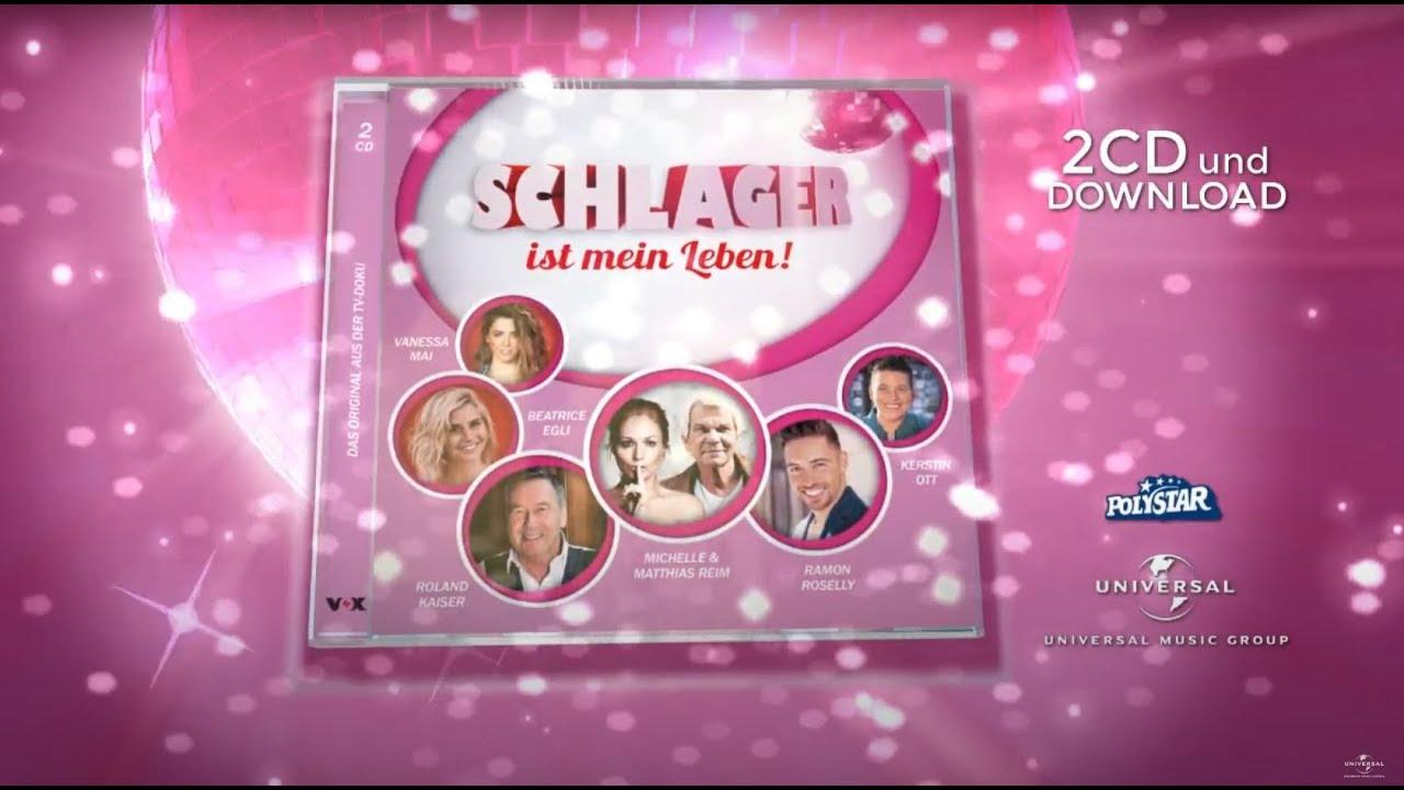 Schlager ist mein Leben: Das Album zur TV Show (official trailer)