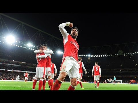 FT Arsenal 2 - 1 Swansea