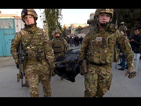 Kabul Bomb Blast | Near Spanish Embassy | 8 Injured, 2 Killed | Full Video Footage