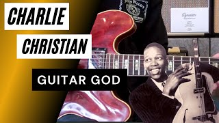 Charlie Christian - Six Appeal Guitar Solo Cover