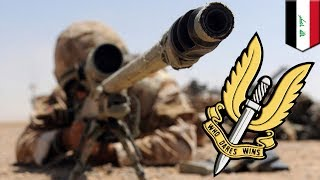 นักแม่นปืน SAS ผงาด สร้างสถิติใหม่ไกลเกือบสามกิโลเมตร