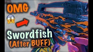 After The BUFF.. The SWORDFISH Is Actually INSANE   Black Ops 4